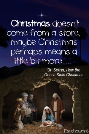how to have a meaningful Christmas, Christmas quotes