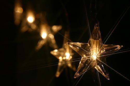 Christmas star - Christian photos dot net
