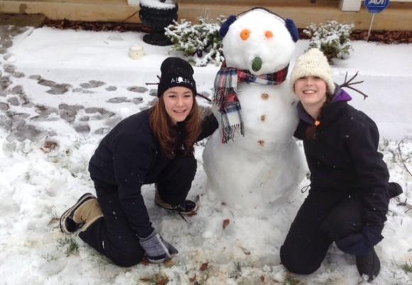 Edited Snowman 1